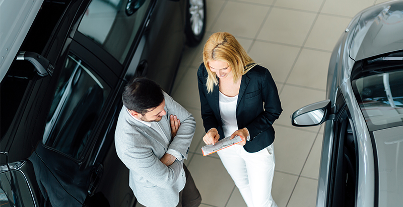 Avoid Car Buying Mistakes