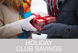 Holiday Club Savings happy couple