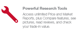 Powerful Research Tools Icon