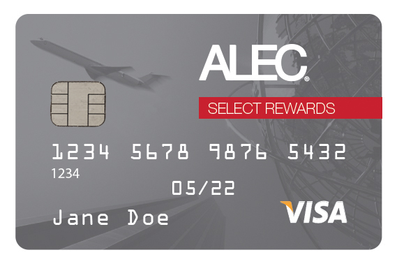 Select Rewards Visa